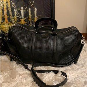 Michael Kors Libby Perforated Gym Bag